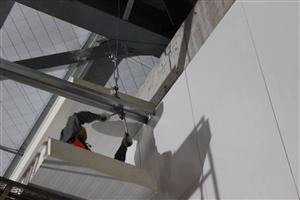 冷库吊顶板施工