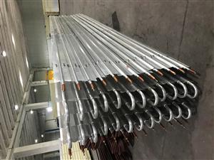 重庆欣程  冻库铝排管光管