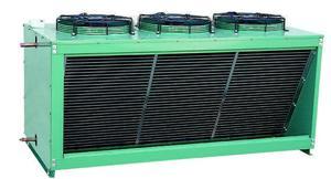 绍兴星宏   V型风冷冷凝器250平方