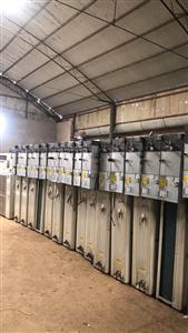郑州永发制冷设备有限公司  美的五匹风管机