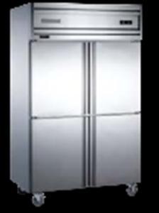 江西玛兰奴风冷四门冷冻雪柜D1.0L4F 1210*760*1980