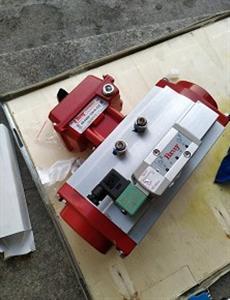 美国博雷S92-0930气动执行器,进口BRAY气动执行器