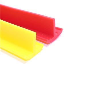 T型 橱柜软质封边密封条 硅胶密封条