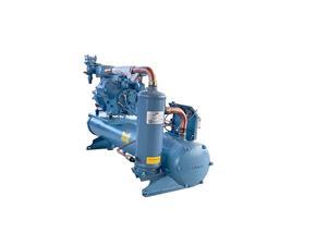 莱富康40HP高温水冷机组
