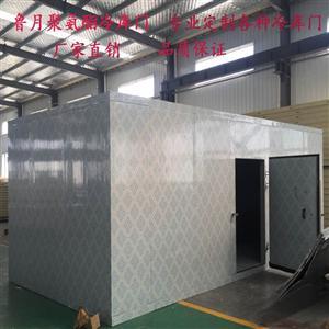 高效能聚氨酯隔热保温板 B2级防阻燃冷库板