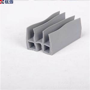 硅胶密封条硅胶制品硅胶条矩形胶条耐高温矩形发泡密封胶条