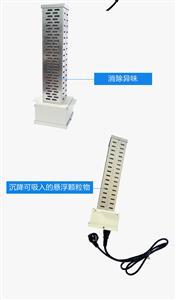 光氢离子除臭装置电子杀菌除味中央空调通风管道光催化净化器