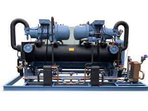 115HP莱富康低温冷水机组