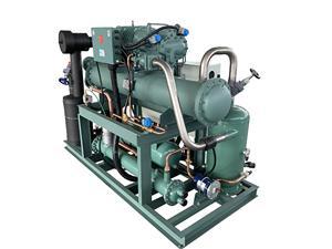 比泽尔60HP低温水冷机组