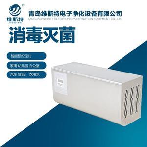 壁挂式臭氧空气净化器 臭氧空气消毒机(维斯特品牌)
