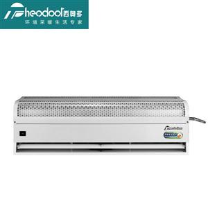 西奥多风幕机离心大功率热风幕电加热风帘机0.9/1.2/1.5/1.8/2米