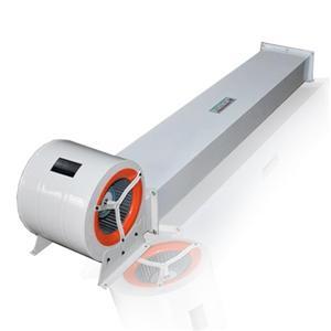 750w冷库机组离心式风幕机制冷配件 冷库专用爆款不锈钢 彩钢离心风幕机出厂价