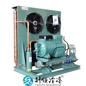 15匹雪鹰制冷机组 制冷压缩机BF15G3 浙江雪鹰冷冻冷藏设备