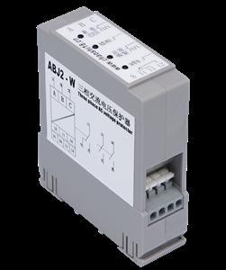 上海超时 ABJ2-28W三相四线交流电压保护相序保护变频使用