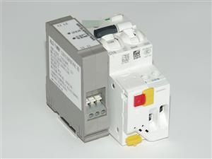 上海超时电子电器 ABJ2-71W 单相二线交流电压保护器 相序保护器
