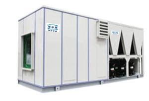 直膨式空调机组(屋顶式空调)