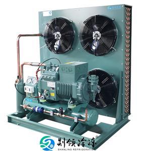 北京比泽尔 制冷机组 冷冻设备 压缩机 保鲜 速冻机 5匹制冷机组