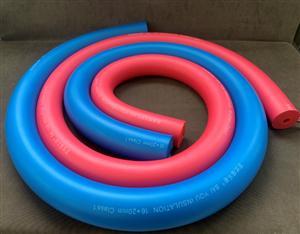 B1百优福乐斯光面彩色橡塑保温管