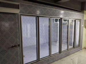 后补式中空玻璃门