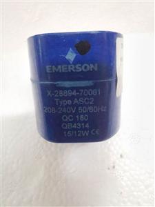 原装EMERSON艾默生电磁阀200RB3T3T焊接口空调冷库配件电磁阀