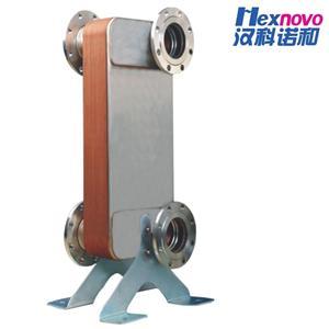 供热采暖40平 虹吸油冷 水水换热 高温换热器 高效节能 现货供应