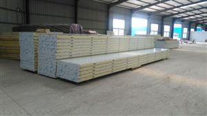 聚氨酯冷库板150 100mm冷冻库板速冻库低温冷库安装保温材料销售