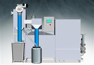 贵州厨房隔油设备-全自动厨房隔油设备-贵州油水分离器