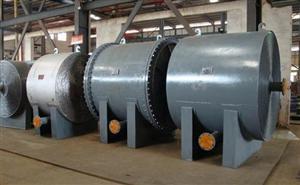 博宇列管式换热器 螺旋板式换热器 板式换热器