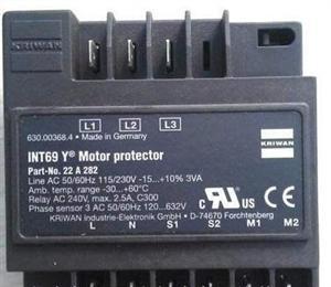 OUT69 SC2/41AA压缩机保护模块(可用比泽尔八角等压缩机)