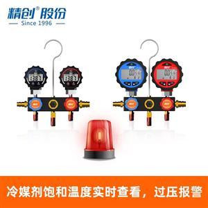 精创DMG-3B数字双压力表阀