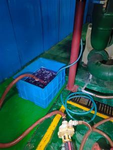 美意水源热泵维修,压缩机噪音大维修