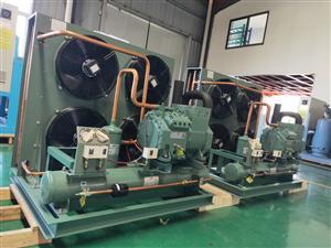 国产比泽尔低温制冷机组 冷冻冷藏保温制冷设备