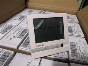 海林液晶温控器HL108DB2遥控背光空调控制面板开关HL108DA2-RL
