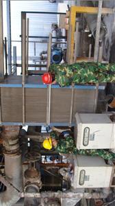 山西太原板式热交换热器清洗维修,