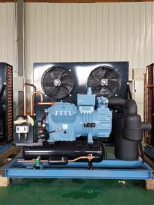 莱富康单机制冷压缩机组 工业活塞制冷冷藏压缩机组