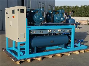 低温螺杆式制冷压缩机组  冷藏制冷机组 生产厂家