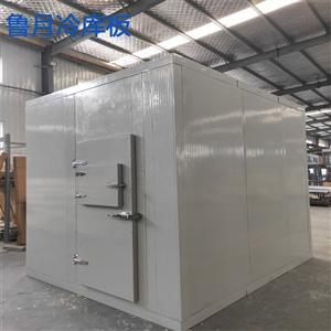 冷库用聚氨酯夹芯板 彩钢夹芯板 聚氨酯复合板防水保温板