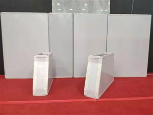 湖南复合风管单面双面彩钢酚醛复合中央空调高晶板机制成品